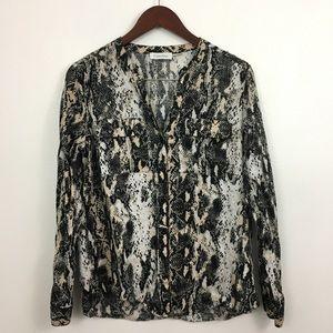 2/$20 Calvin Klein Roll-Tab Button Down Shirt
